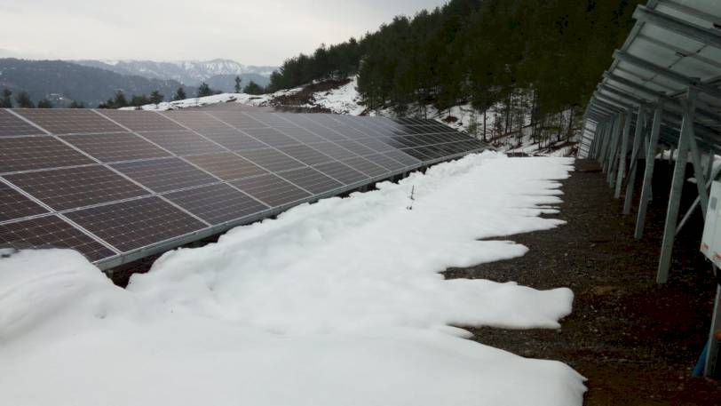 solar complete the installation 1